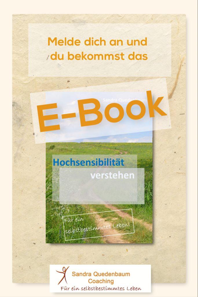 E-Book Hochsensibilität Verstehen