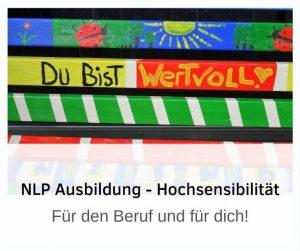 NLP Ausbildung für Hochsensible
