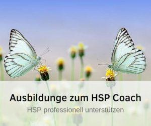 Ausbildung Coach Hochsensibilität für HSP