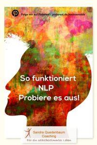 NLP Übung Ausbildung weiterbildung hochsensibilität