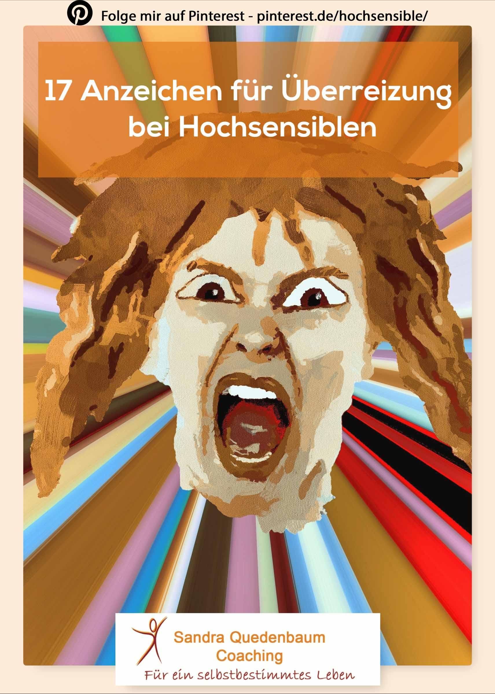 Hochsensible und Überreizung Hochsensibilität stress hochsenble hsp - Hochsensibilität und Trauma – Coaching, Seminare, Ausbildung und WeiterentwicklungWeiterentwicklung. -
