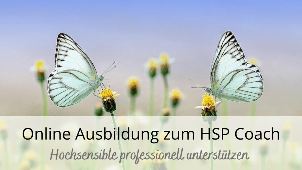 Ausbildung zum HSP Coach